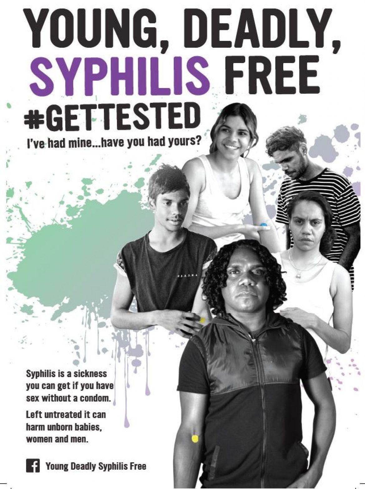 Health authorities declare syphilis outbreak has spread to Adelaide