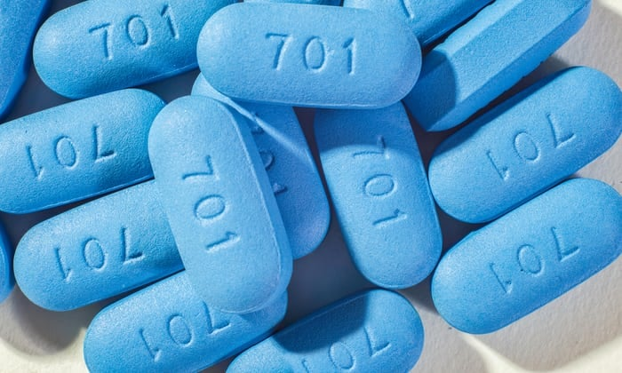 Rapid rise in anti-HIV PrEP pills linked to drop in condom use