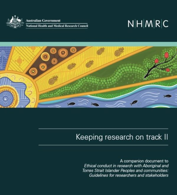 Keeping research on track II
